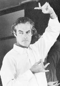Dr Timothy Leary