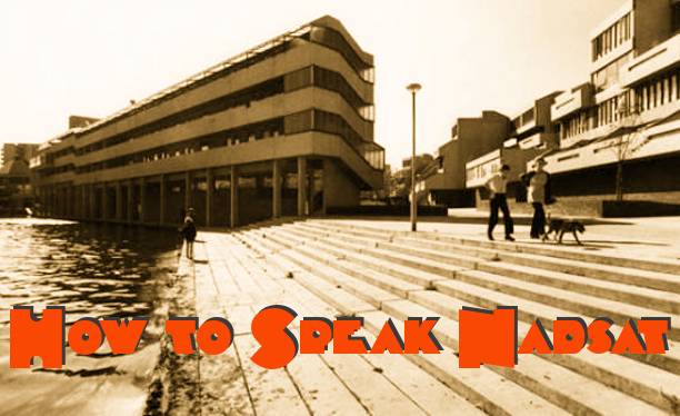 How To Speak Nadsat