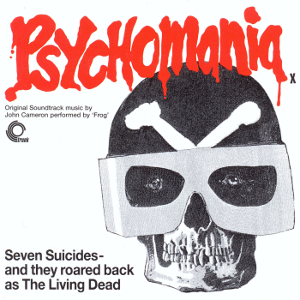 Psychomania Album Cover
