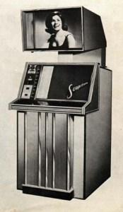 Scopitones Jukebox Player