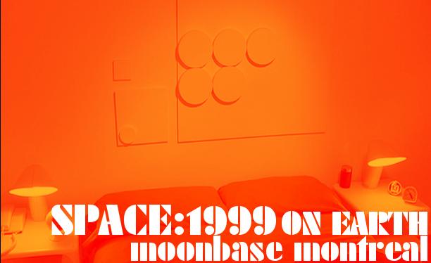 Space:1999 on Earth - Moonbase Montreal