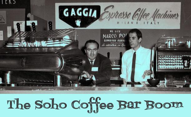 The Soho Coffee Bar Boom