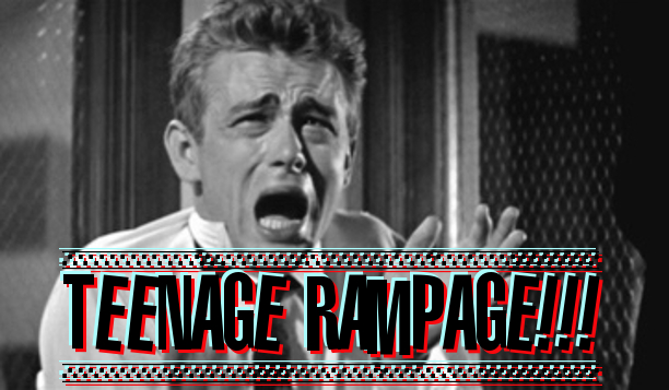 Top Ten Teenage Rampage