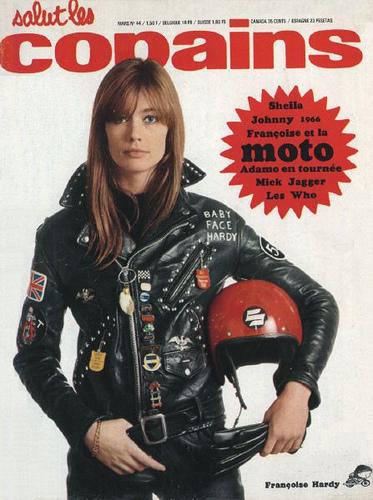 Salut les Copains Magazine Cover