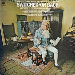 Wendy Carlos Williams - Switched-On Bach