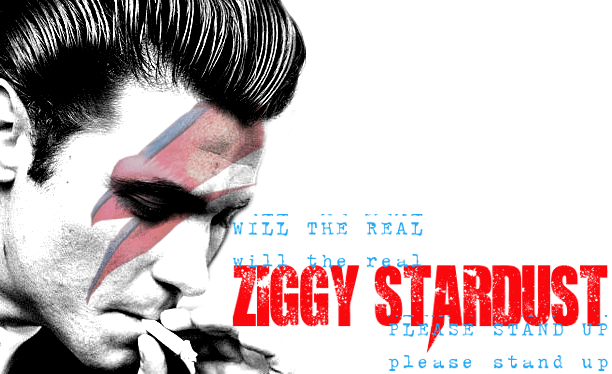 Will the Real Ziggy Stardust Please Stand Up?