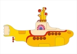 Peter Max Yellow Submarine