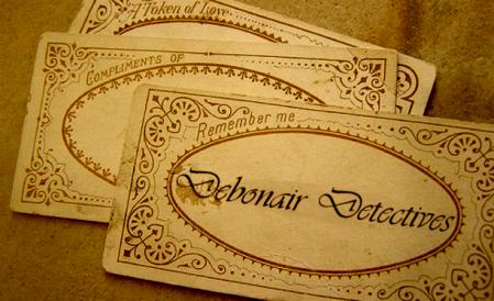 Debonair Detectives