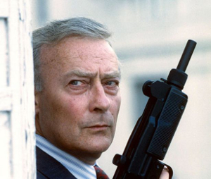 Edward Woodward as The Equalizer