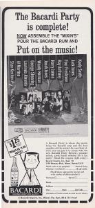 Playboy Bacardi Advert