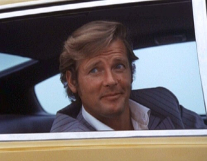Sir Roger Moore as Lord Brett Sinclair