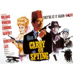 Carry On Spying - STENCH