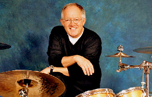 Composer and drummer Brian Bennett