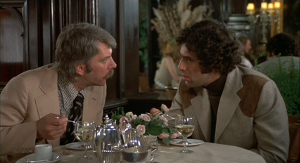 Elliott Gould and Donald Sutherland in SPYS