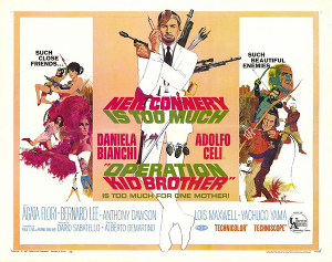 Operation Double 007 - Movie Poster