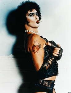 Tim Curry as Frank-n-furter