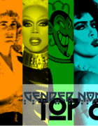 Top Eight: Non Gender-Binary